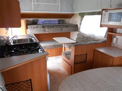 S563TBE 9.JPG4/5 BERTH with Bunks JAYCO FREEDOM 17FT Quote S563TBE