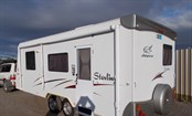 JAYCO STERLING 2/3 BERTH 2006 With Separate Bathroom