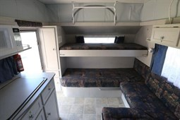 4/5 BERTH 16 FT CARAVAN Quote YDW453